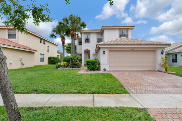 632 Garden Cress Trail, Royal Palm Beach, FL 33411 (MLS #RX-10519606) :: EWM Realty International