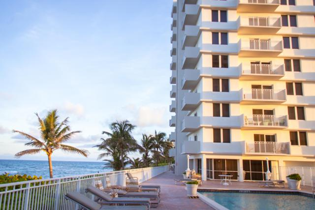 3221 S Ocean Blvd #702, Highland Beach, FL 33487 (#RX-10519786) :: Ryan Jennings Group