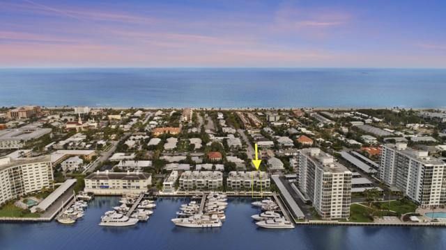 136 Macfarlane Drive Unit 2, Delray Beach, FL 33483 (MLS #RX-10519936) :: The Paiz Group