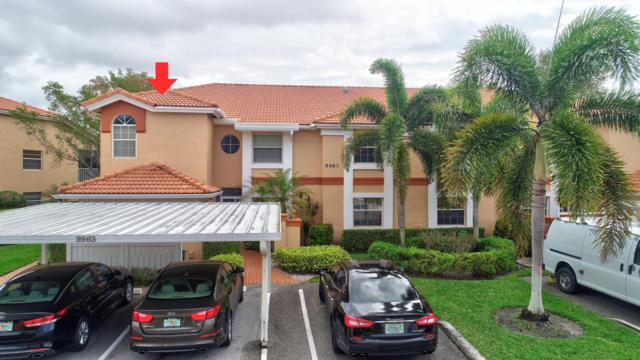 9963 Seacrest Circle #201, Boynton Beach, FL 33437 (MLS #RX-10520067) :: Berkshire Hathaway HomeServices EWM Realty