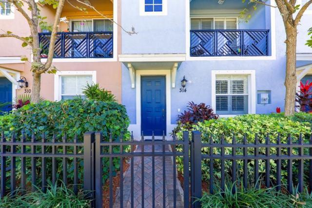 314 NW 1st Street, Delray Beach, FL 33444 (#RX-10520818) :: Weichert, Realtors® - True Quality Service