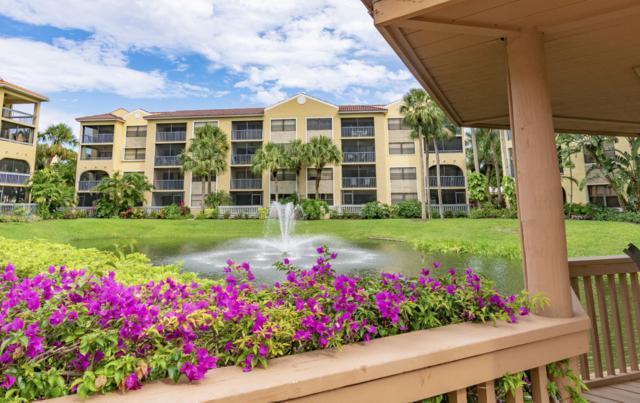 400 Uno Lago Drive #105, Juno Beach, FL 33408 (MLS #RX-10520847) :: Berkshire Hathaway HomeServices EWM Realty