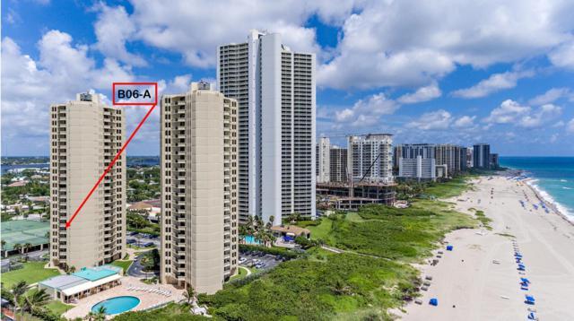2800 N Ocean Drive B-6A, Singer Island, FL 33404 (#RX-10521027) :: Ryan Jennings Group
