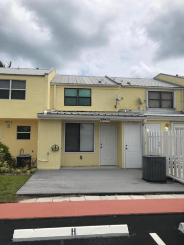 2711 N Highway A1a H, Hutchinson Island, FL 34949 (MLS #RX-10521056) :: EWM Realty International
