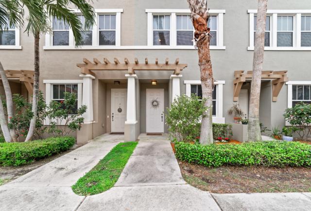 433 Amador Lane #4, West Palm Beach, FL 33401 (MLS #RX-10521083) :: Berkshire Hathaway HomeServices EWM Realty