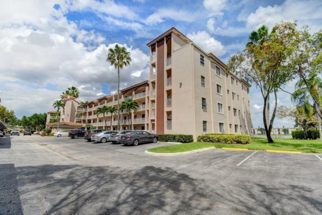 6269 Pointe Regal Circle #104, Delray Beach, FL 33484 (MLS #RX-10521231) :: EWM Realty International