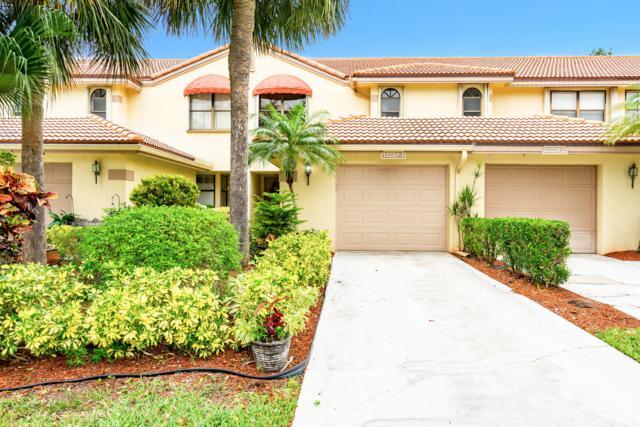 12220 Sag Harbor Court #3, Wellington, FL 33414 (MLS #RX-10521644) :: Berkshire Hathaway HomeServices EWM Realty