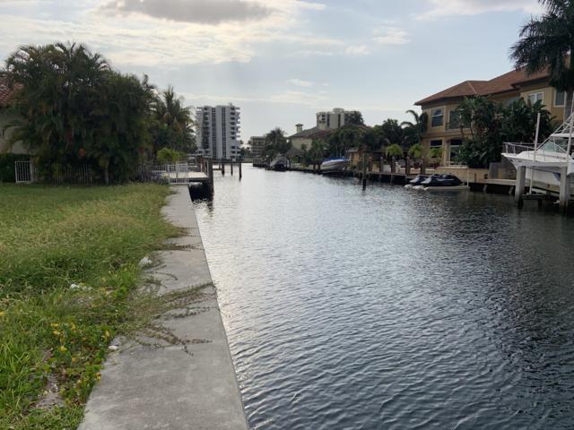 960 Banyan Drive, Delray Beach, FL 33483 (MLS #RX-10521916) :: Berkshire Hathaway HomeServices EWM Realty