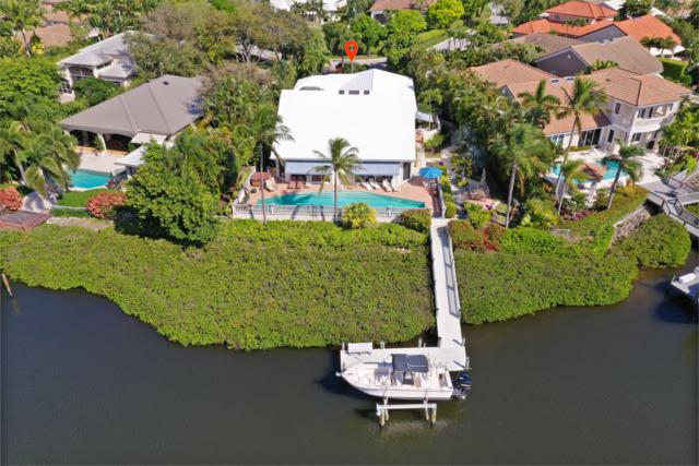 215 Regatta Drive, Jupiter, FL 33477 (MLS #RX-10521985) :: Berkshire Hathaway HomeServices EWM Realty