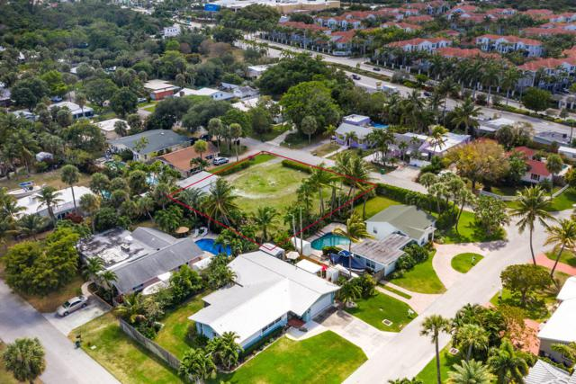 3215 Palm Drive, Delray Beach, FL 33483 (MLS #RX-10522089) :: Berkshire Hathaway HomeServices EWM Realty