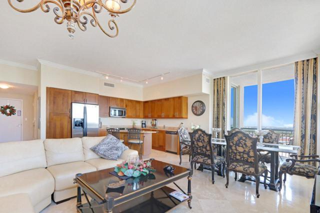 1745 E Hallandale Beach Boulevard #2503, Hallandale Beach, FL 33009 (MLS #RX-10522104) :: Castelli Real Estate Services