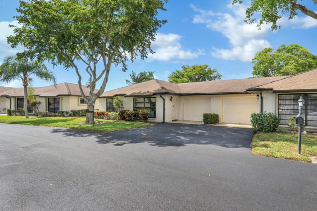 4932 Eaglewood Road A, Boynton Beach, FL 33436 (MLS #RX-10522200) :: EWM Realty International