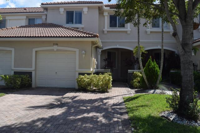 2106 Oakmont Drive, Riviera Beach, FL 33404 (MLS #RX-10522240) :: EWM Realty International