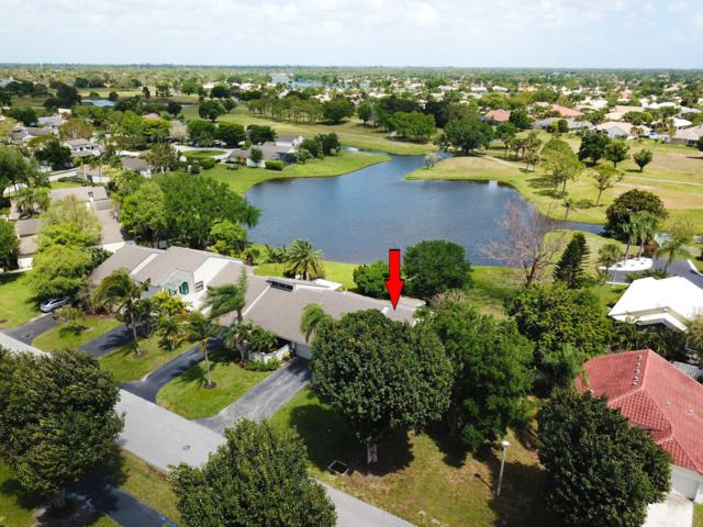 2590 Bedford Mews Drive, Wellington, FL 33414 (MLS #RX-10522251) :: The Paiz Group