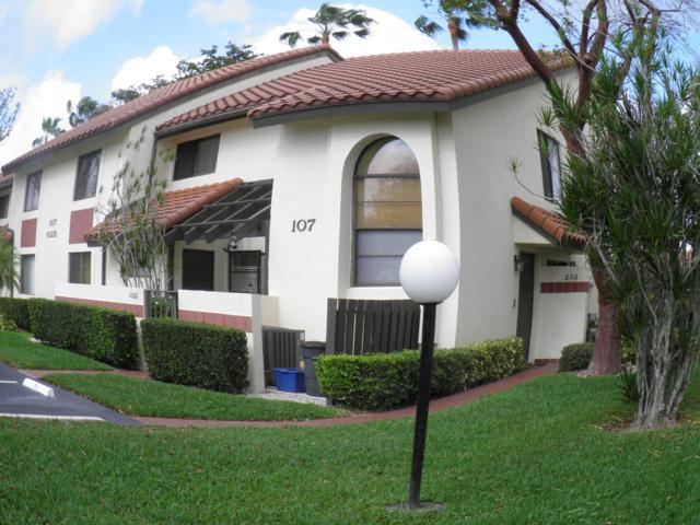 10215 N Circle Lake Drive #202, Boynton Beach, FL 33437 (MLS #RX-10522347) :: EWM Realty International