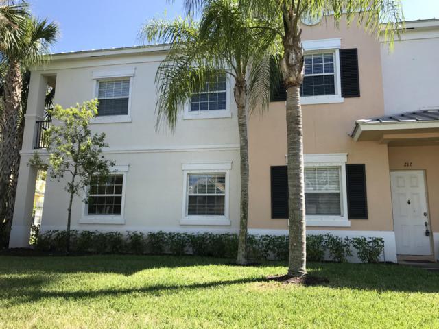 10520 SW Stephanie Way #2212, Port Saint Lucie, FL 34987 (MLS #RX-10522405) :: Berkshire Hathaway HomeServices EWM Realty