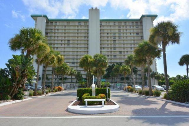 9900 S Ocean Drive #1407, Jensen Beach, FL 34957 (#RX-10522597) :: Atlantic Shores