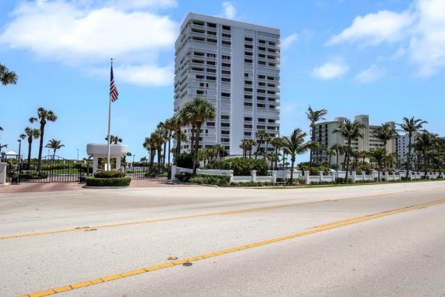 9960 S Ocean Drive #1004, Jensen Beach, FL 34957 (#RX-10522675) :: Atlantic Shores