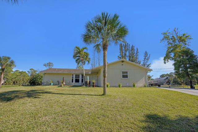 17759 W Alan Black Boulevard, The Acreage, FL 33470 (#RX-10522812) :: Ryan Jennings Group
