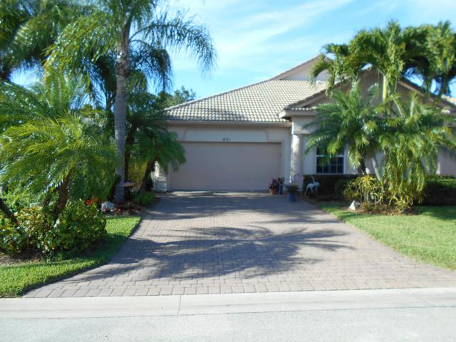 831 NW Red Pine Way, Jensen Beach, FL 34957 (MLS #RX-10522933) :: EWM Realty International