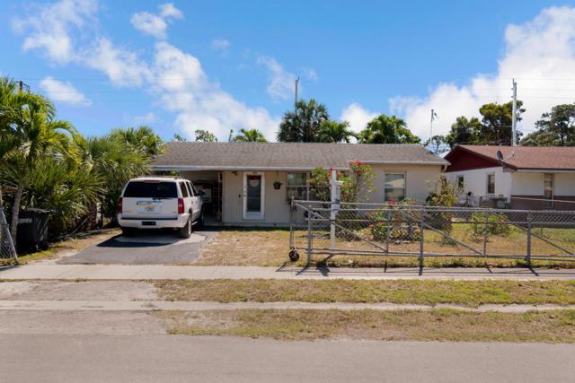 152 Jackson Avenue, Greenacres, FL 33463 (#RX-10523009) :: Ryan Jennings Group