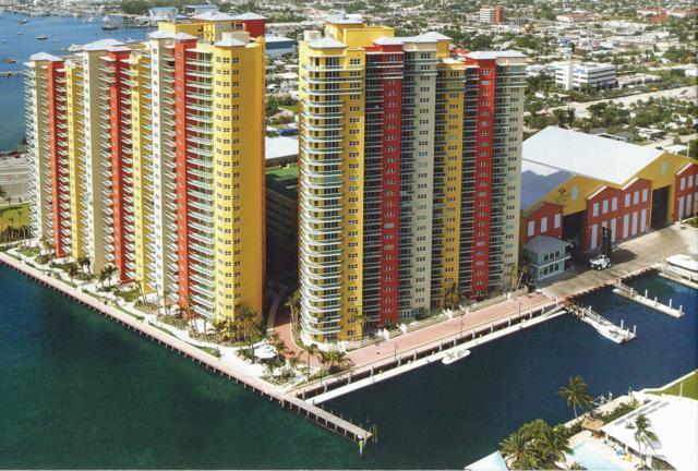 2640 Lake Shore Drive #2409, Riviera Beach, FL 33404 (MLS #RX-10523020) :: Berkshire Hathaway HomeServices EWM Realty