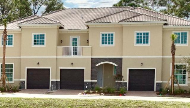 6281 SE Fauna Terrace #702, Hobe Sound, FL 33455 (MLS #RX-10523199) :: The Paiz Group