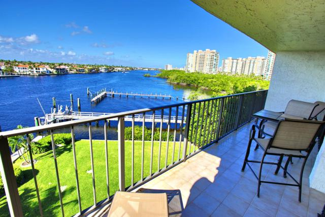 3912 S Ocean Boulevard #515, Highland Beach, FL 33487 (MLS #RX-10523211) :: Berkshire Hathaway HomeServices EWM Realty