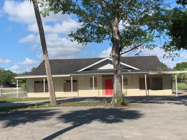 603 S 33rd Street, Fort Pierce, FL 34947 (MLS #RX-10523301) :: Castelli Real Estate Services