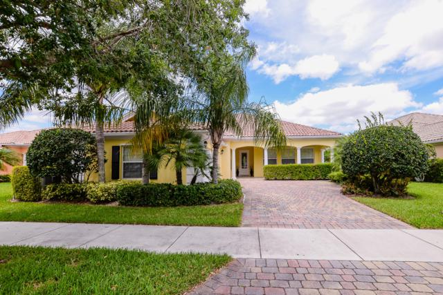 11306 SW Olmstead Drive, Port Saint Lucie, FL 34987 (MLS #RX-10523398) :: EWM Realty International