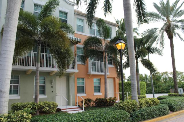 106 Moorings Drive, Lantana, FL 33462 (MLS #RX-10523550) :: EWM Realty International