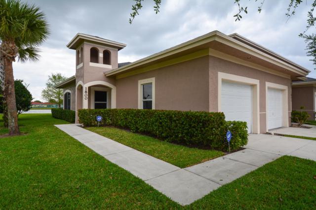1800 Sandhill Crane Drive #1, Fort Pierce, FL 34982 (#RX-10523565) :: Atlantic Shores