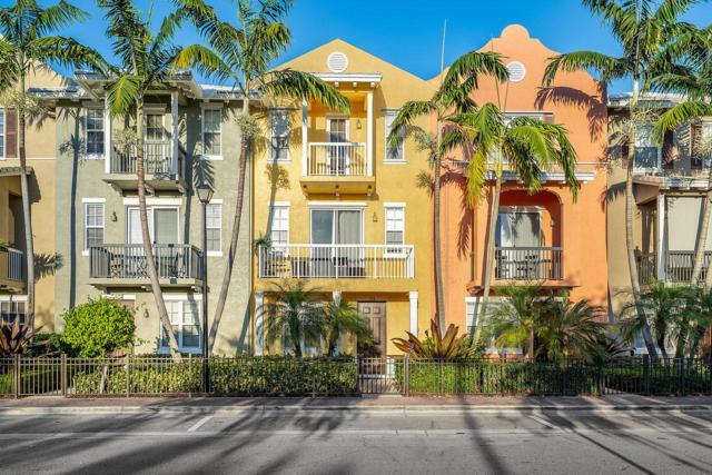 111 SW 2nd Avenue, Delray Beach, FL 33444 (MLS #RX-10523671) :: The Paiz Group