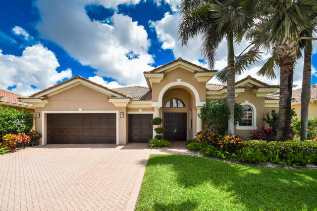 8030 Laurel Ridge Court, Delray Beach, FL 33446 (MLS #RX-10523719) :: Berkshire Hathaway HomeServices EWM Realty