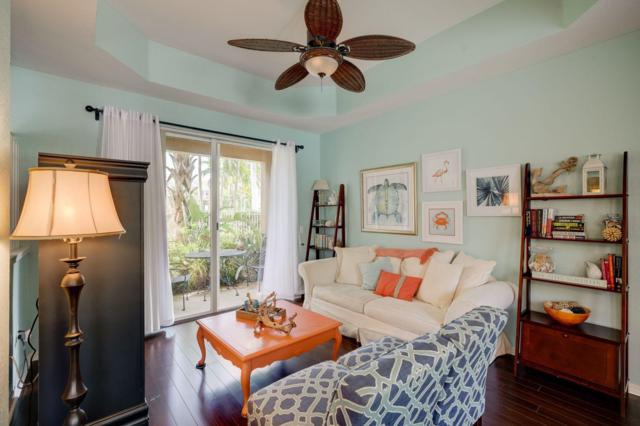 11011 Legacy Lane #102, Palm Beach Gardens, FL 33410 (MLS #RX-10523733) :: EWM Realty International