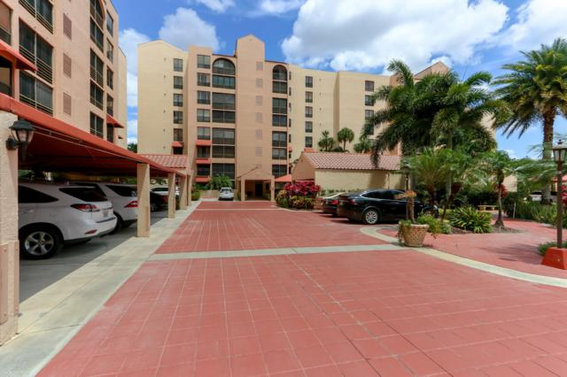 7153 Promenade Drive #202, Boca Raton, FL 33433 (MLS #RX-10523894) :: Castelli Real Estate Services
