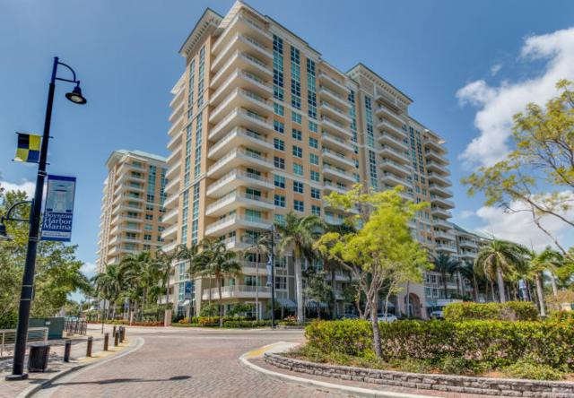700 E Boynton Beach Boulevard #1408, Boynton Beach, FL 33435 (MLS #RX-10523943) :: Berkshire Hathaway HomeServices EWM Realty