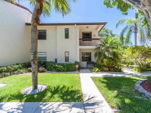 7956 Eastlake Drive 16-H, Boca Raton, FL 33433 (MLS #RX-10523971) :: Castelli Real Estate Services