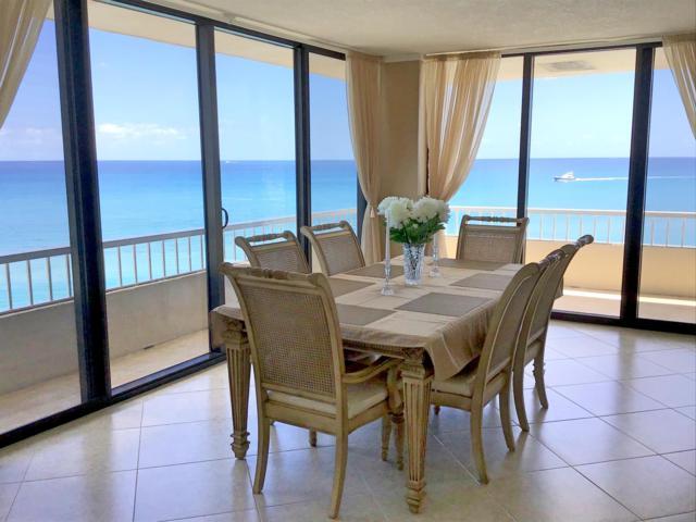 5510 N Ocean Drive 6A, Singer Island, FL 33404 (#RX-10524104) :: The Reynolds Team/Treasure Coast Sotheby's International Realty