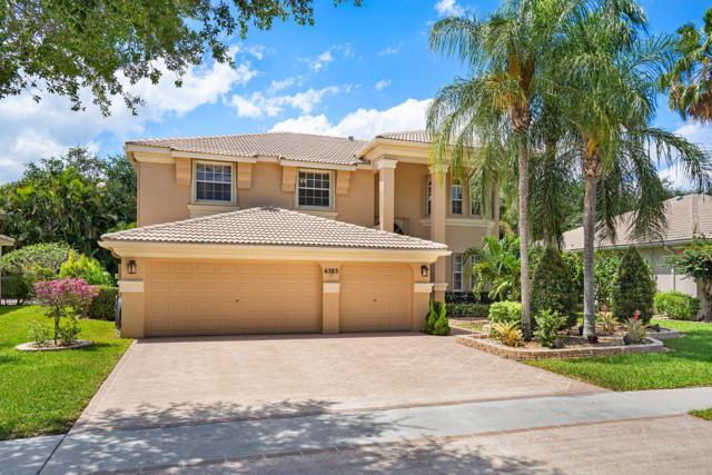6383 Stonehurst Circle, Lake Worth, FL 33467 (#RX-10524119) :: Dalton Wade