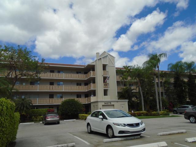 14375 Strathmore Lane #404, Delray Beach, FL 33446 (MLS #RX-10524280) :: The Paiz Group