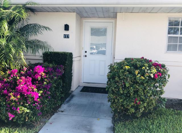177 Cape Cod Circle, Lake Worth, FL 33467 (#RX-10524337) :: Weichert, Realtors® - True Quality Service