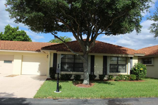 4655 Laurel Tree Road B, Boynton Beach, FL 33436 (#RX-10524397) :: Weichert, Realtors® - True Quality Service