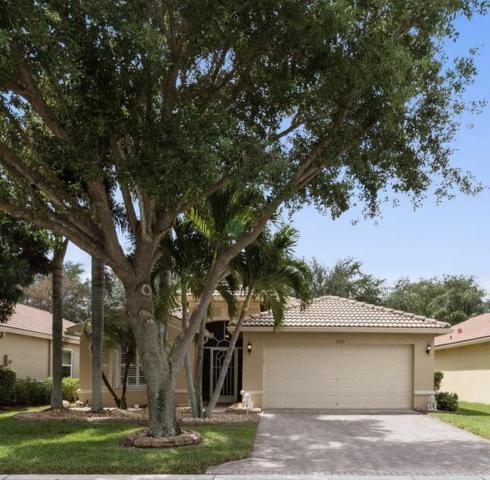 5322 Vernio Lane, Boynton Beach, FL 33437 (MLS #RX-10524398) :: EWM Realty International