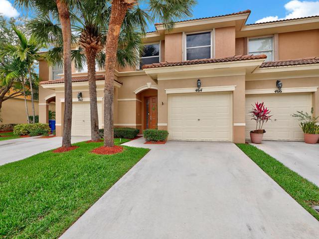464 Rainbow Springs Terrace, Royal Palm Beach, FL 33411 (#RX-10524576) :: Weichert, Realtors® - True Quality Service