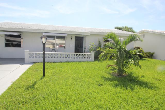 110 SW 9th Street, Boynton Beach, FL 33426 (#RX-10524762) :: Weichert, Realtors® - True Quality Service