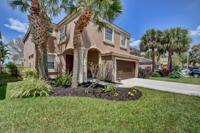 1148 Oakwater Drive, Royal Palm Beach, FL 33411 (#RX-10524775) :: The Reynolds Team/Treasure Coast Sotheby's International Realty