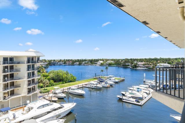 1035 S Federal Highway Ph12, Delray Beach, FL 33483 (MLS #RX-10524834) :: Berkshire Hathaway HomeServices EWM Realty