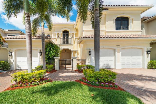 17815 Cadena Drive, Boca Raton, FL 33496 (#RX-10525178) :: The Reynolds Team/Treasure Coast Sotheby's International Realty