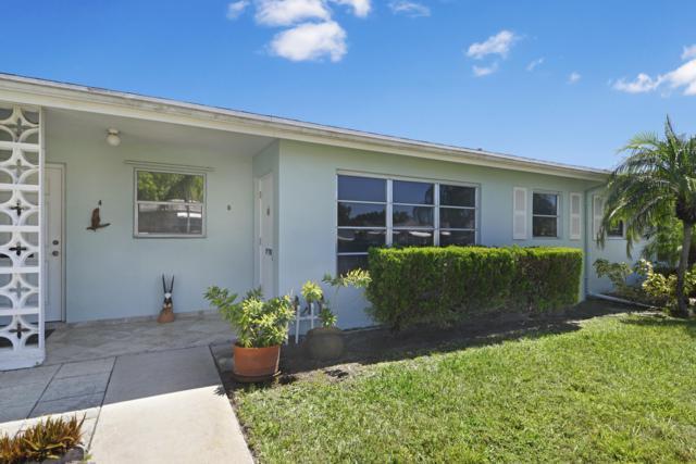 252 High Point Court W B, Delray Beach, FL 33445 (MLS #RX-10525208) :: EWM Realty International